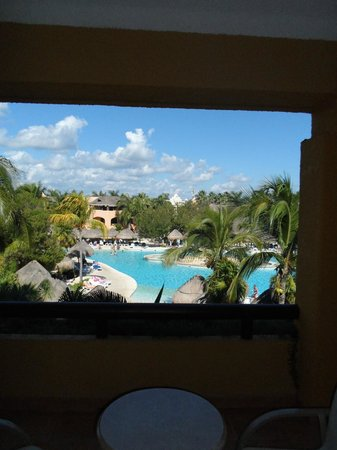 Iberostar Paraiso Maya:                   Our view