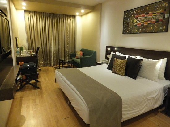 Lemon Tree Premier, Leisure Valley, Gurgaon:                   Room