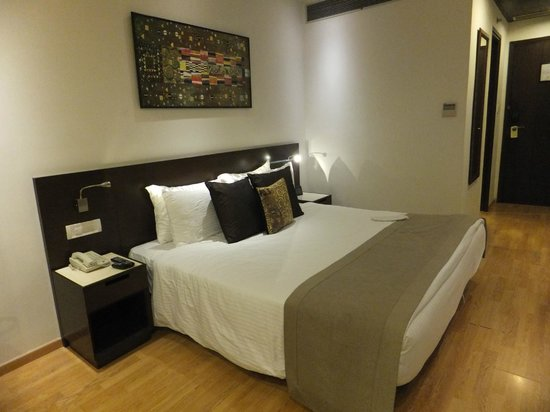 Lemon Tree Premier 1, Gurugram:                   Room
