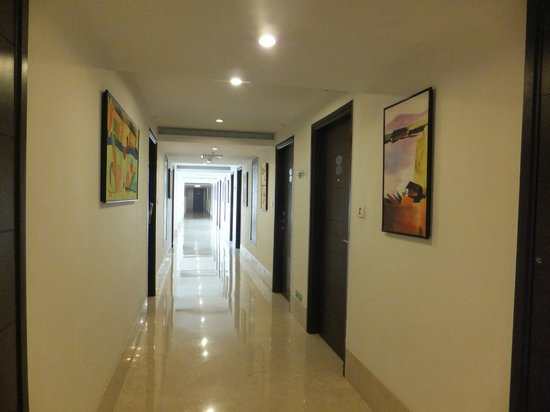 Lemon Tree Premier, Leisure Valley, Gurgaon:                   Hall