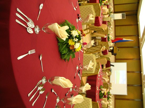Camayan Beach Resort and Hotel: Seah Horse Function Room
