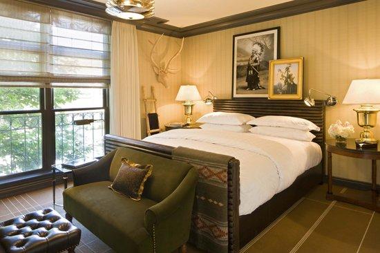 Hotel Jerome, An Auberge Resort: Guestroom
