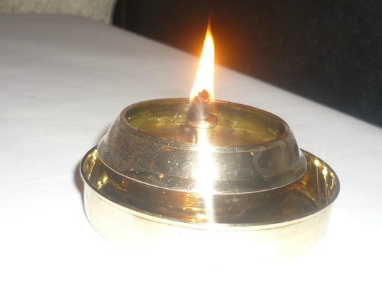 Southern Spice:                                                       Candle light dinner