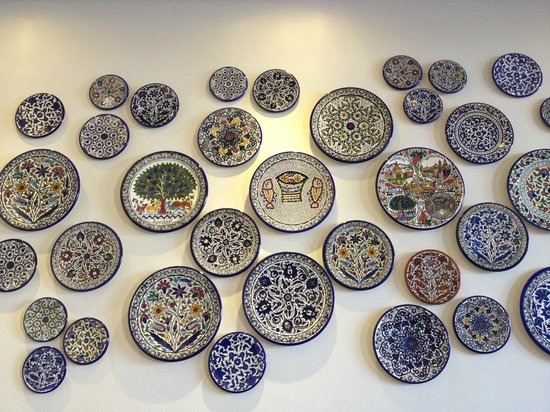 Simsim Decorative plates from Levantine countries Jordan Palestine etc. & Decorative plates from Levantine countries: Jordan Palestine etc ...