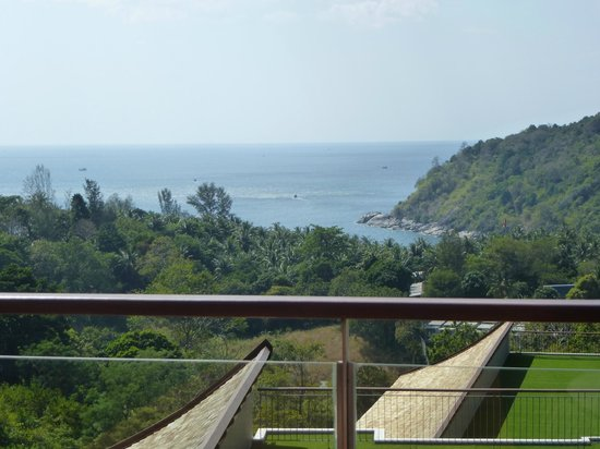 Avista Hideaway Phuket Patong, MGallery by Sofitel:                   view from reception