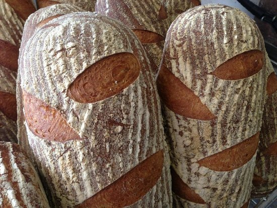 Companion Bakery: Sourdough bread made with locally grown and milled flour