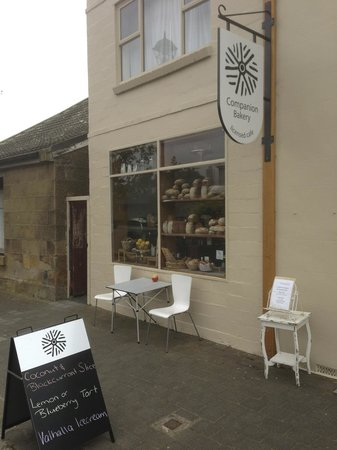 Companion Bakery street front
