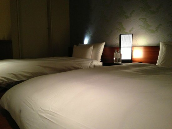 HOSHINOYA Kyoto: sleep tight