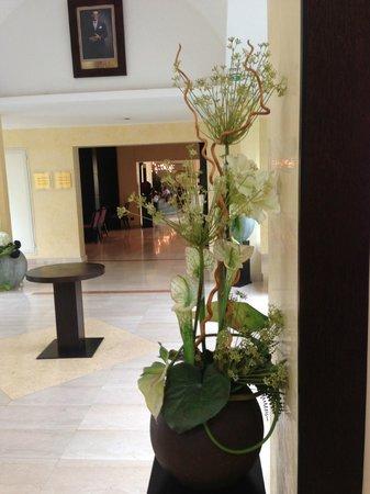 Sofitel Malabo : Lobbybereich