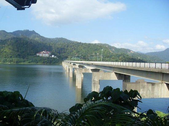 Belum Rainforest Resort: 2nd bridge