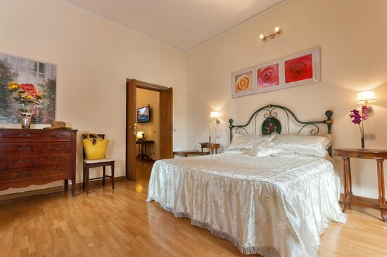 Prati B&B and Prati Vatican Apartment: Apartment Double room