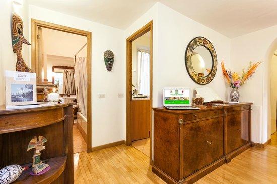 Prati B&B and Prati Vatican Apartment: Apartment