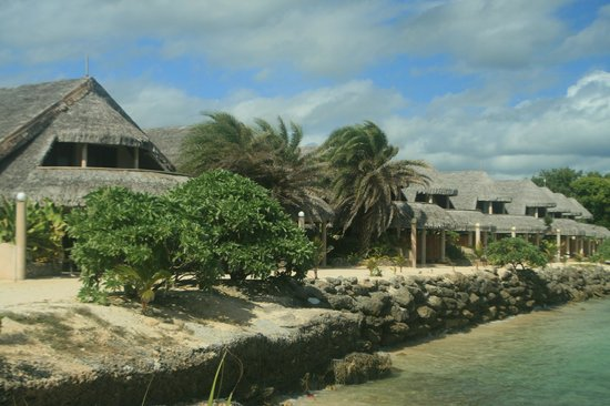 Surfside Vanuatu:                   The villas...