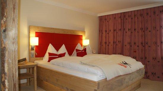 Hotel Der Brandstetterhof: Tiroler Adlerin Suite