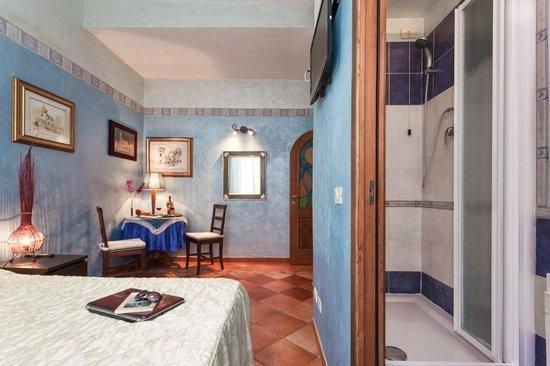 براتي بي أند بي آند براتي فاتيكان أبارتمنت: B&B Blue double room