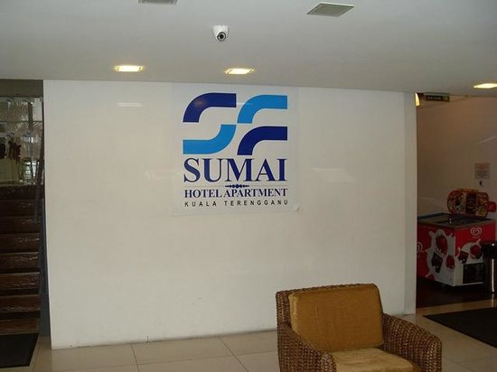 Sumai Hotel Apartment : lobby lounge