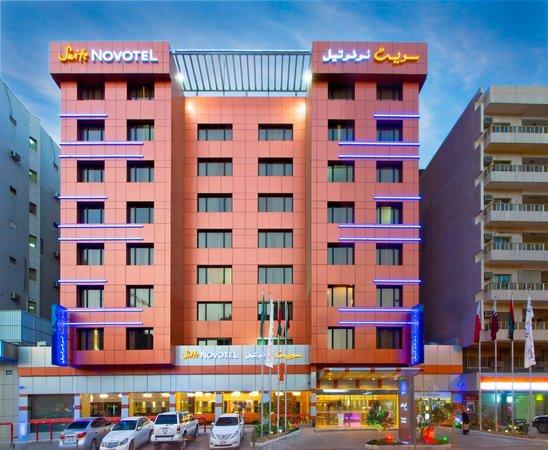 Novotel Suites Riyadh Olaya : Exterior