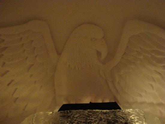 Spa Hotel Levitunturi:                                     Ice Hotel Room Decoration                                 