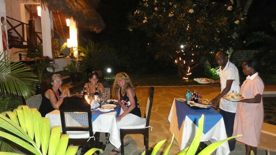Luna House Malindi:                                     service d'excellence !