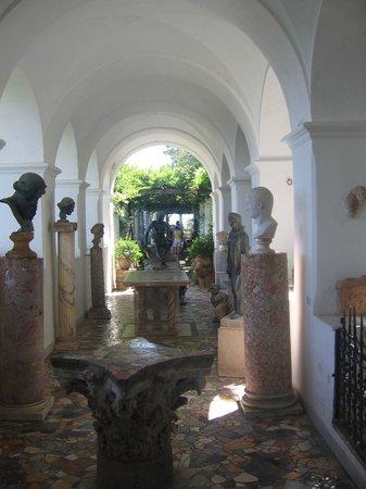 Villa San Michele.- Île de Capri, Italie