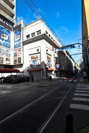 Adalesia Boutique Hotel : VIA XX SETTEMBRE