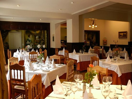Protea Hotel Dorpshuis & Spa: Restaurant
