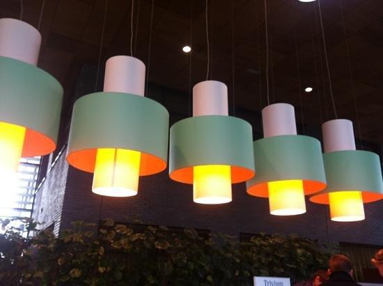 Fletcher Hotel Restaurant Trivium:                   Resepsjonsområde