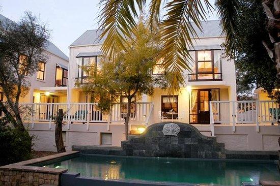Protea Hotel by Marriott Stellenbosch Dorpshuis & Spa: Exterior