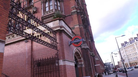 Fairway Hotel : St Pancras Station