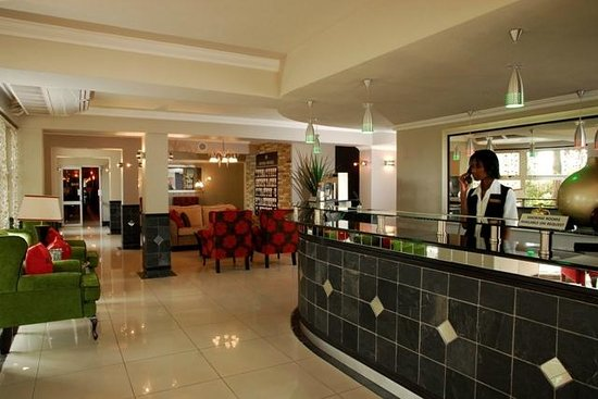 Protea Hotel by Marriott Empangeni: Reception