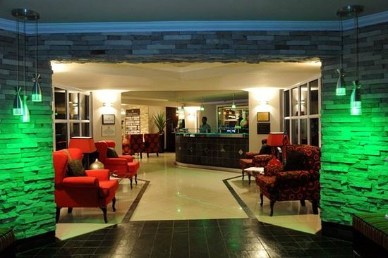 Protea Hotel by Marriott Empangeni: Entrance