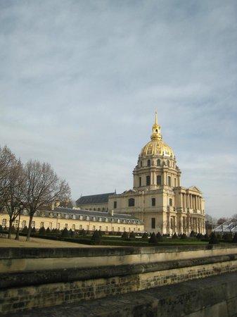 Музей армии: Les Invalides