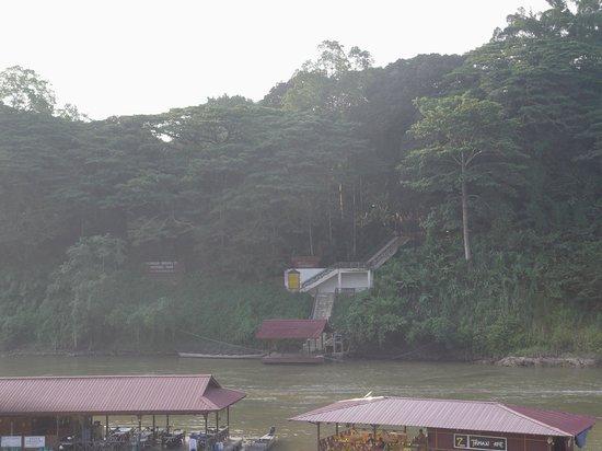 Mutiara Taman Negara:                   entree