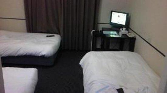 Hotel Nihonbashi Villa:                   トリプルルーム