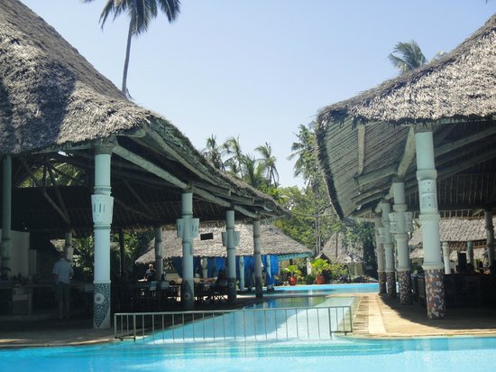Neptune Paradise Beach Resort & Spa:                                     pool area