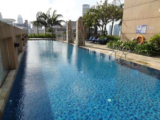 Somerset Bencoolen: Great swimming pool