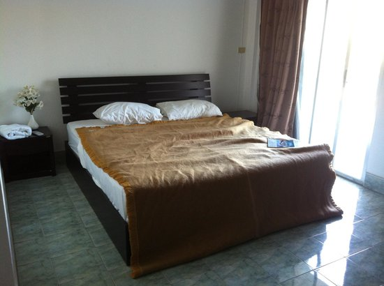Artha Guesthouse:                                     My double bed