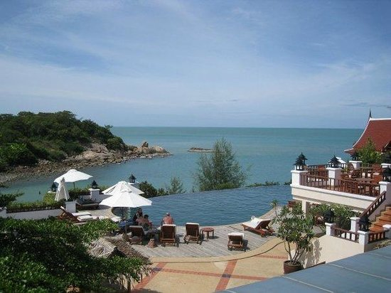 Q Signature Samui Beach Resort: View from Reception
