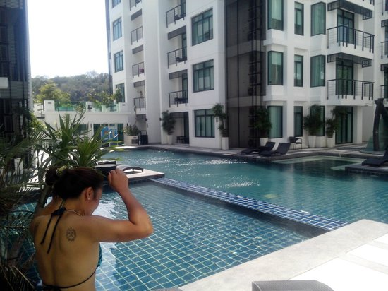 G-1 Apartment : 1 of the pools at Kamala Regent (free for G1 guests)
