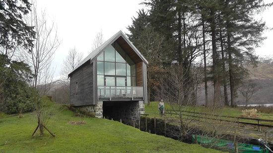 Ardanaiseig Hotel:                   The Boat House