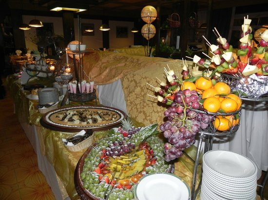 Hotel Il Caminetto: buffet
