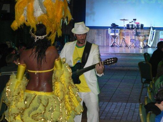 Hotel Il Caminetto: brazilian Rosa e Miguel