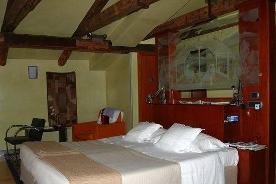 Ca' Pisani Hotel:                                     chambre 31