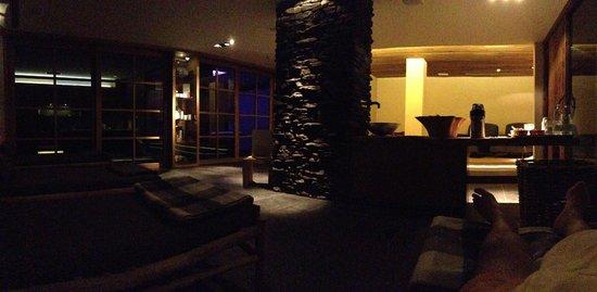 Hotel Sonne:                   Spa zona riposo
