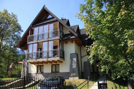 Mozaika Apartments: MOZAIKA building