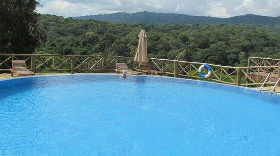 Neptune Ngorongoro Luxury Lodge: take a swim, you'll be glad you did
