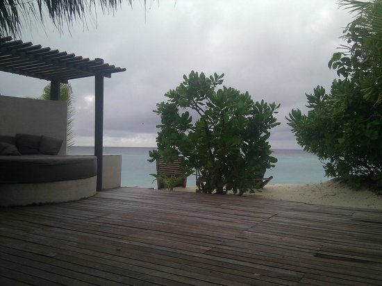 Coco Bodu Hithi:                   guest room view