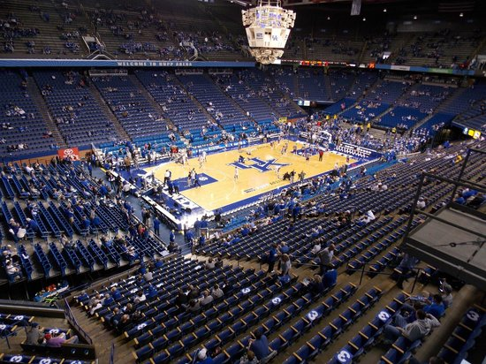 Rupp Arena Floor Plan Images Seating Diagrams Rupp Arena