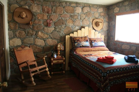 D.D. Gamble Guest Lodge: Charro Bedroom