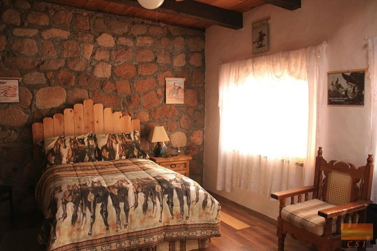 D.D. Gamble Guest Lodge: Cowboy Room